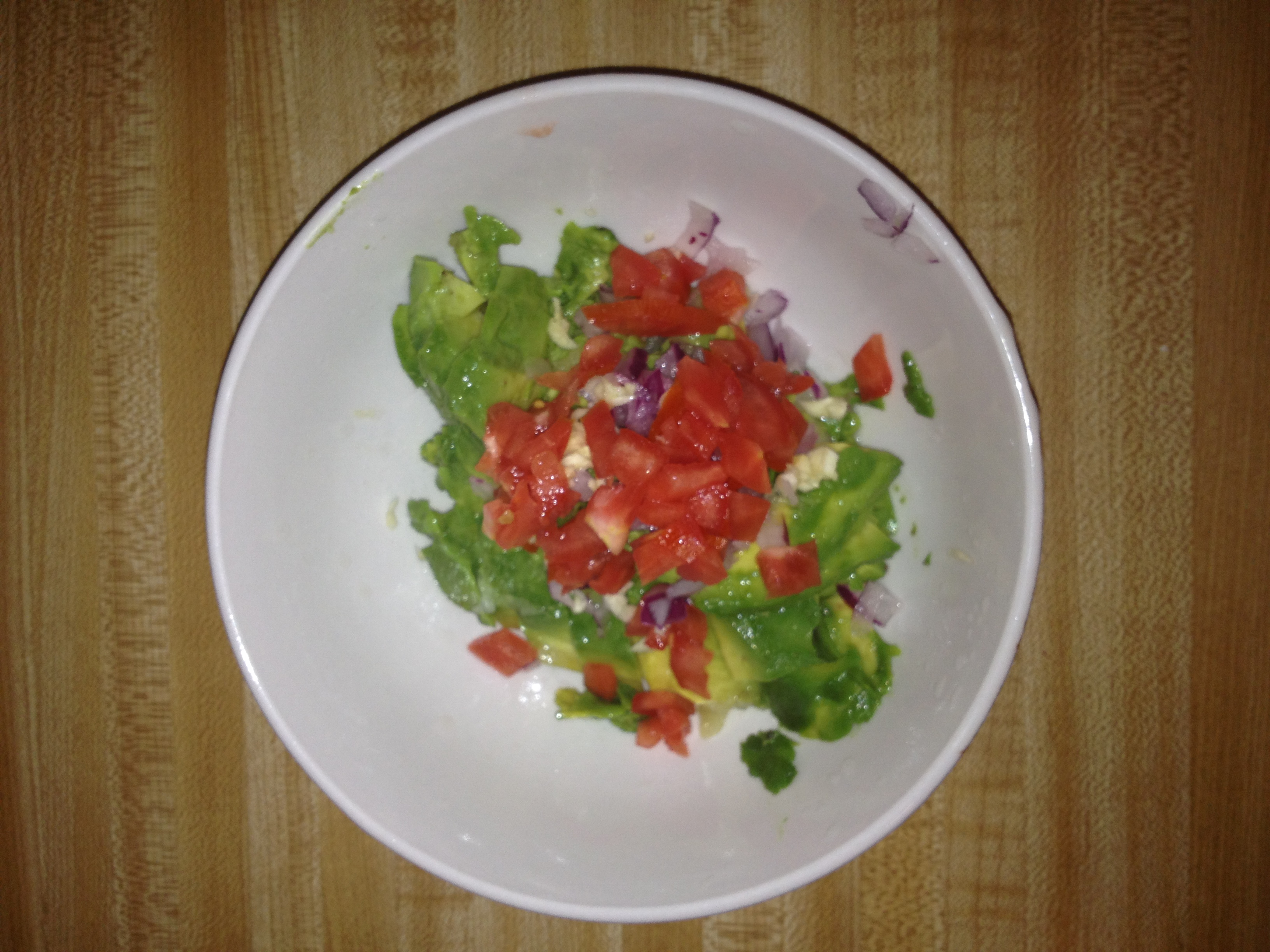 Easy Simple Guacamole Recipe