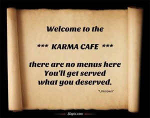 Law of Karma, God's Justice