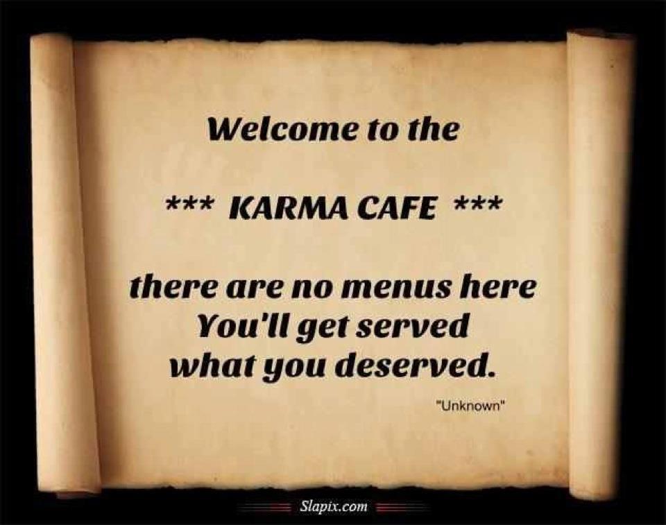 Law of Karma, God's Justice