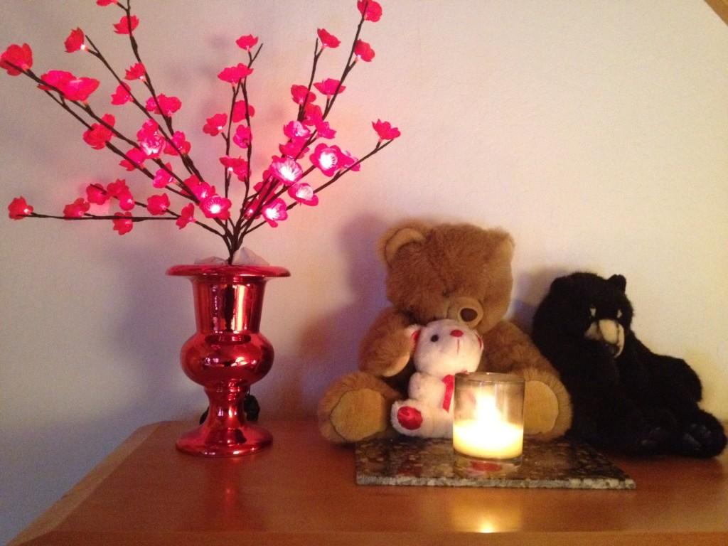 Mood Lighting and Aromatherapy