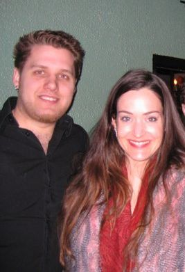 Blogger Mark Manson and Erika Awakening