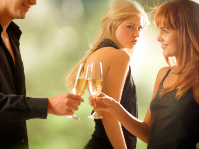 Five Reasons Why Monogamy Is An Absolute Bar to World Peace