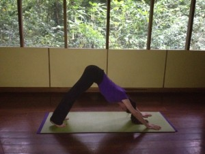 Yoga at Samasati Nature Retreat