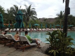 swimming pool Four Seasons Costa Rica