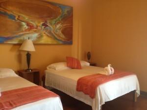 Costa Rica Yoga Spa suite