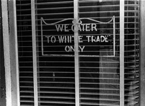 monogamy racism segregation