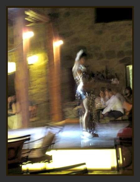 belly dancing Mövenpick Resort & Spa Dead Sea