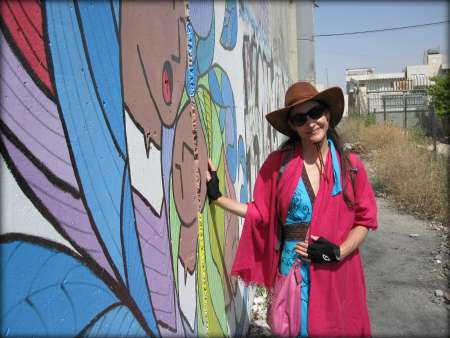 Travel for Transformation: Opening A Portal in the West Bank