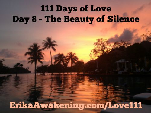 The Beauty and Power of Silence