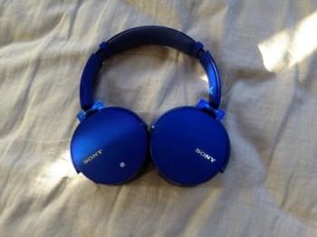 sony wireless extra bass headphones