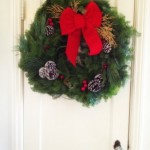 christmas miracle wreath